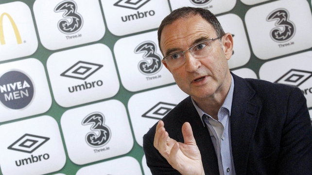 Martin O'Neill's side face four friendly games in the next three weeks