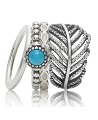 Pandora launches 3 for 2 rings offer