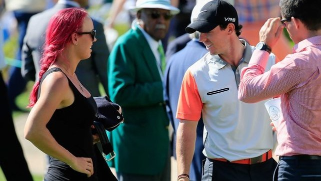 Rory McIlroy said he is now looking to dive into his golf and keep busy in the weeks ahead