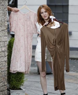 Angela Scanlon launches Galaxy Style Exchange