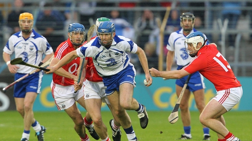 Cork and Waterford must do it all again.