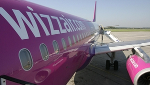 Wizz Air is currently flying at 80% of last year's capacity