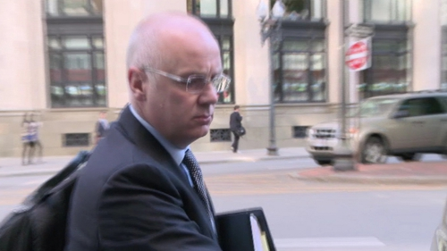 David Drumm spent the past two days giving evidence to the Bankruptcy Court in Boston