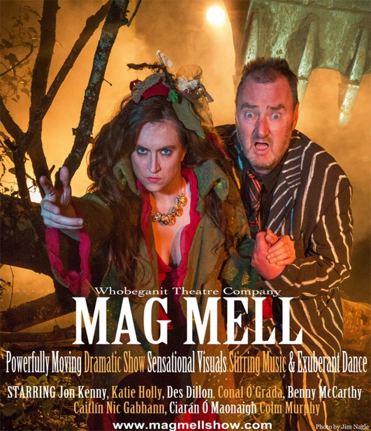 "Theatre show ""Mag Mell"""