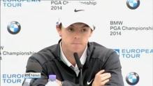 Golfer Rory McIlroy splits from Caroline Wozniacki