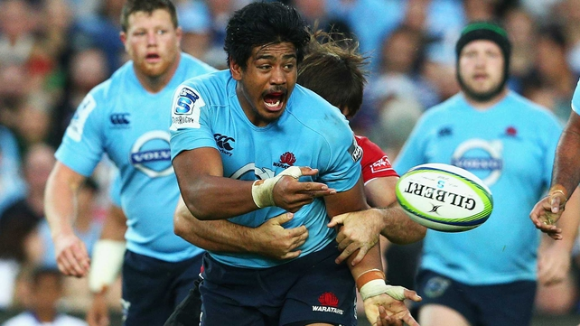 Will Skelton is among three uncapped players included in Ewen McKenzie's squad