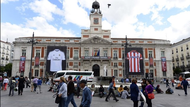 The battle for the Champions League has come down to two sides from the capital of Spain