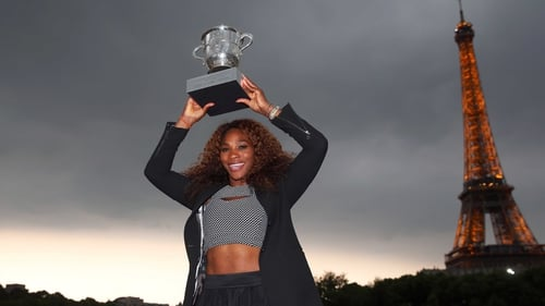 Serena Williams is the reigning champion