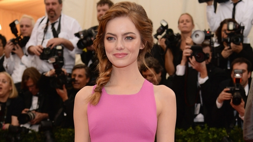 Emma Stone stars in Magic in the Moonlight