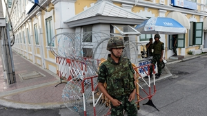Thailand's constitution has been temporarily suspended