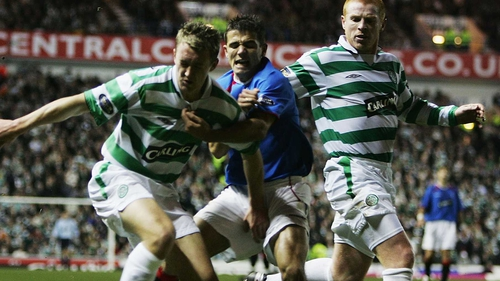 Aiden McGeady played alongside and was then managed by Neil Lennon at Celtic