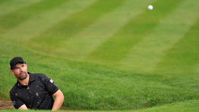 Padraig Harrington is hoping to gain valuable experience at Gleneagles