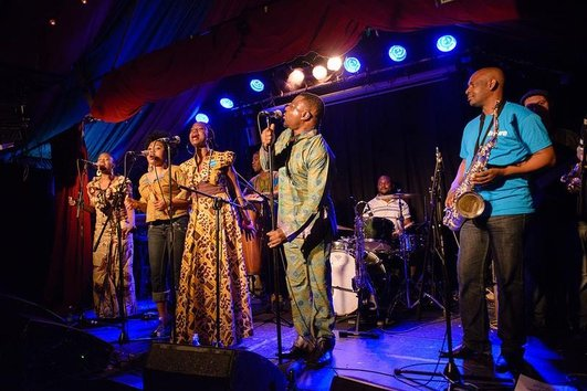 Colours Afrobeat Foundation