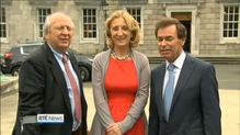 Alan Shatter gives severance package to charity