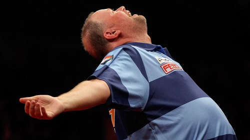Raymond van Barneveld: 'It's all about faith and belief, and if you never ever believe then you can't achieve anything'