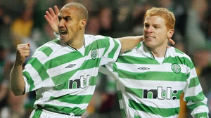 Henrik Larsson has been linked to the Celtic job