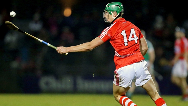 Aidan Walsh starts for Cork against Clare