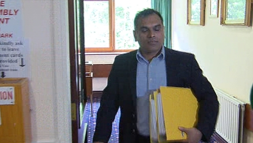 Fakir Hossain declined to comment when he was asked whether he was the owner