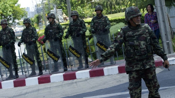 Thai army has detained Yingluck Shinawatra and two relatives