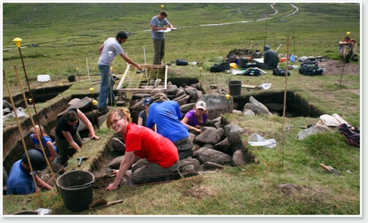 Student Digs? Archaeology Summer School - Achill