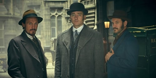 Season three of Ripper Street premiering on November 14