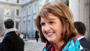 Joan Burton said similar schemes had been successful in the past and 'not hugely costly'