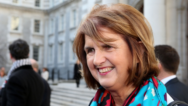 Ms Burton was the first to put her name forward for the Labour leadership