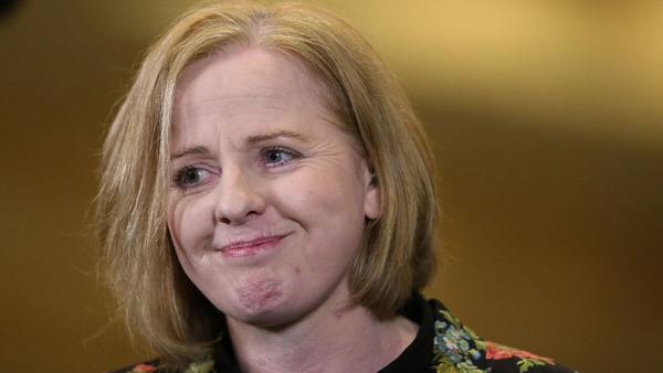 The Socialist Party candidate Ruth Coppinger has taken the Dáil seat