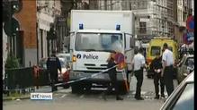 Gunman kills three at Jewish museum in Brussels