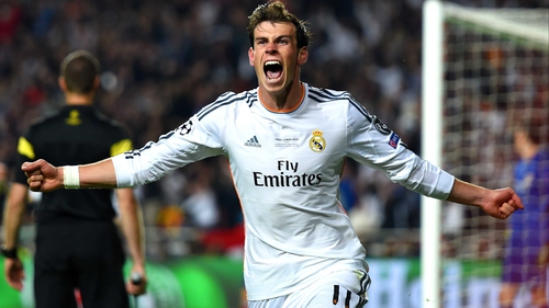 Gareth Bale in race to be fit for Wednesday's match at Anfield