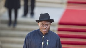 Nigerian President Goodluck Jonathon is in South Africa to discuss ways of tackling Islamist militancy