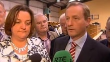 Fine Gael's Gabrielle McFadden wins the Longford-Westmeath by-election