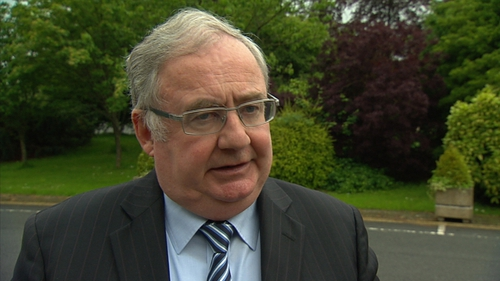 Pat Rabbitte said RTÉ's treatment of the water issue had fallen short of what licence fee-payers should expect