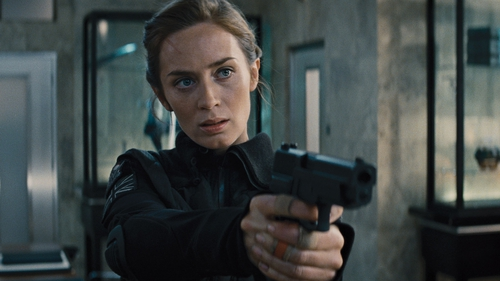 Emily Blunt stars in The Edge of Tomorrow