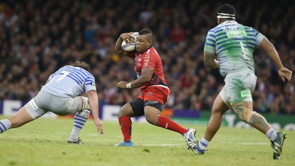 Steffon Armitage has been judged to be the best player in Europe