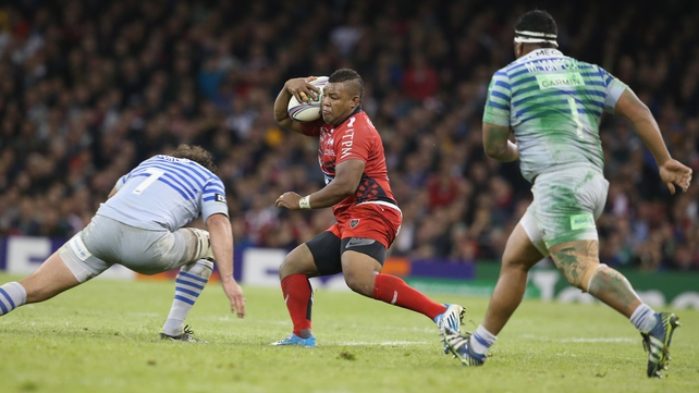 Steffon Armitage has been widely regarded as the best number eight in European club rugby this season