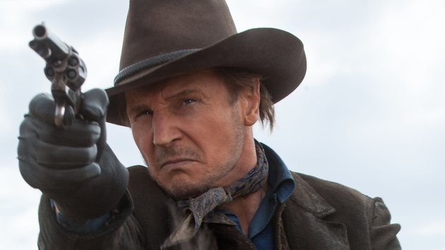 Neeson gives a worthwhile performance