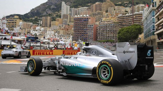 Nico Rosberg has won the Monaco Grand Prix