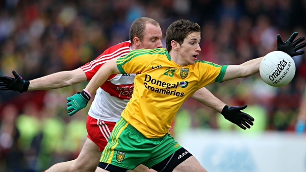 Jim McGuinness' men had to come from behind to win
