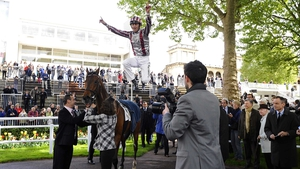 Fans of Cirrus Des Aigles will be hoping the forecast rain arrives for Corine Barande-Barbe's stable star