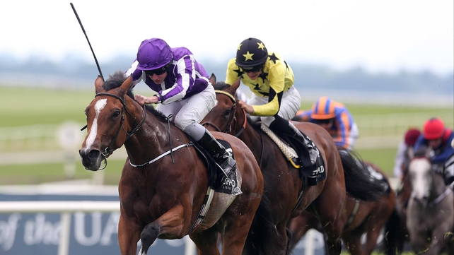 Marvellous could make a quick reappearance in the Oaks at Epsom on 6 June