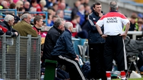 Cork manager Jimmy Barry Murphy felt his side were lucky to force a draw with Waterford