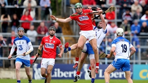 In Thurles, the Munster Hurling Championship got under way with the meeting of Waterford and Cork