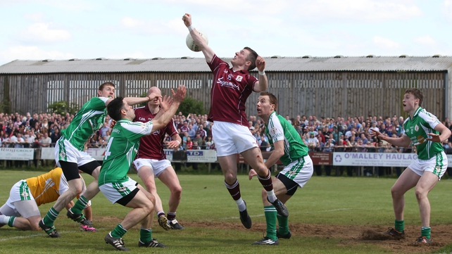 Galway face Mayo in the Connacht decider