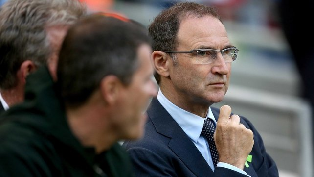 Defeat in Dublin was quite the  headscratcher for Ireland boss Martin O'Neill