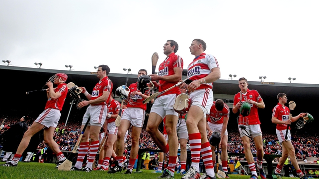 Cork played catch-up
