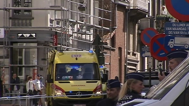 Belgian authorities said a French woman and an Israeli couple died