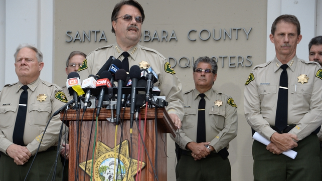 Santa Barbara County Sheriff has said that Rodger was seen by a variety of health care professionals