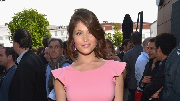 Arterton: ''I'm not that famous! It's not like they've got Keira Knightley or Natalie Portman