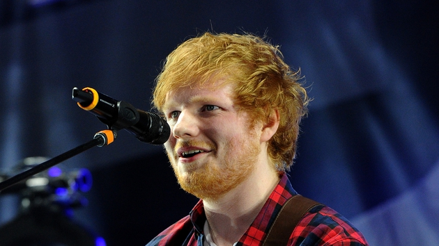 Sheeran: ''I'm really excited about the project